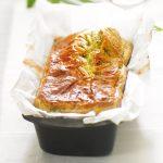 Cake aux épices et herbes du jardin