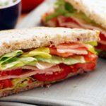 Sandwiches savoureux